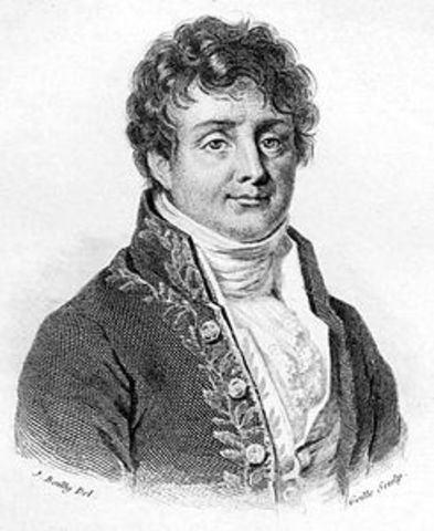 Fourier (1768-1830)