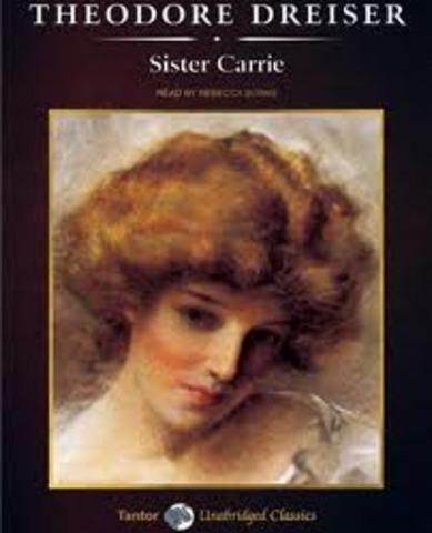 "Theodore Dreiser's ""Sister Carrie"""