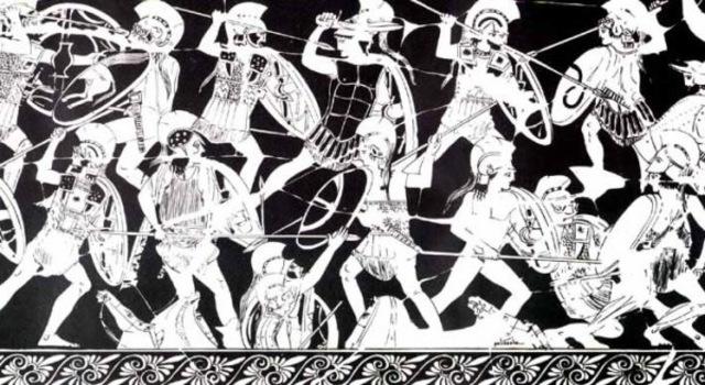 Second Messenian War