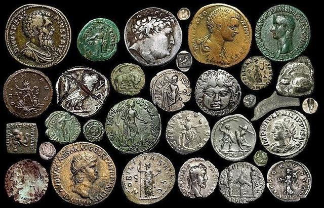 Greek Coin Currency Is Introduced