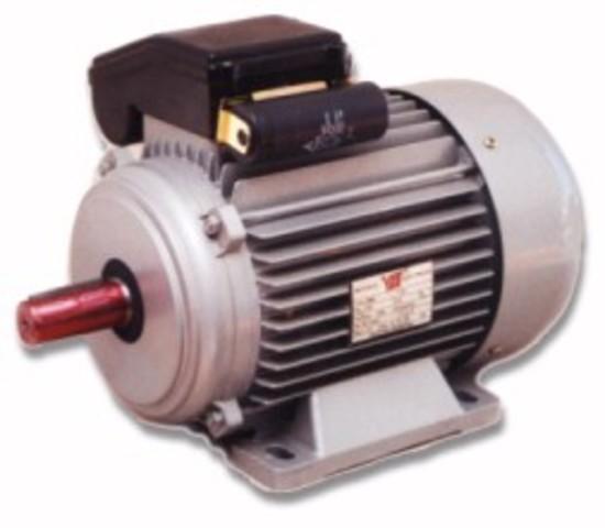 Primer motor eléctrico de inducción