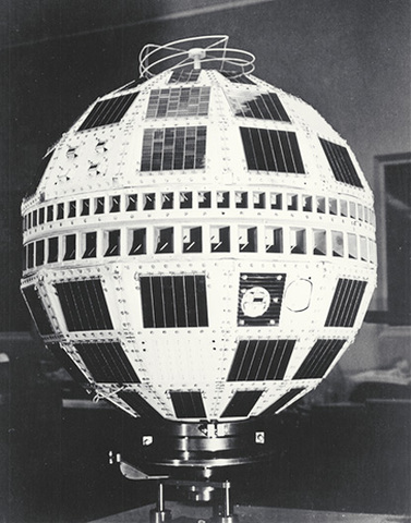 Lanzamiento de Telstar