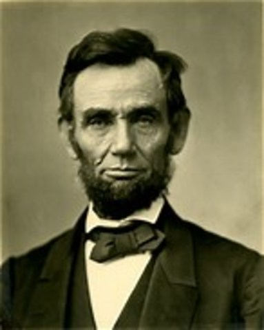 Abraham lincoln becomes a pres
