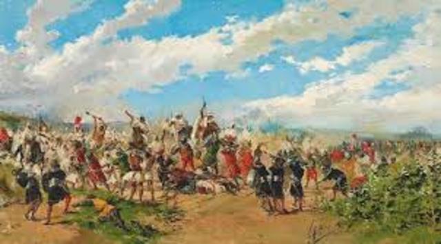 Invasión de la Península Ibérica por parte de los musulmanes