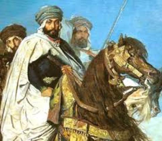 Comienzo del Califato de Córdoba