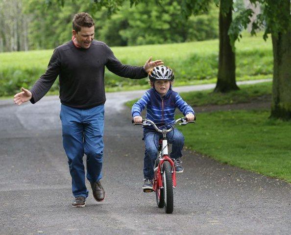 Aprenc anar amb bicicleta