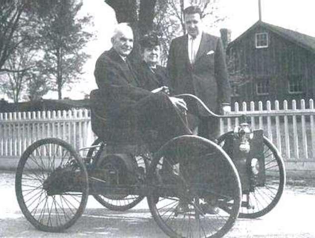 Primeiro carro dos Estados Unidos