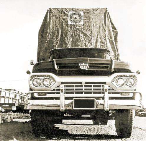 Meios de transporte - Caminhão