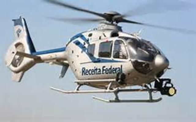 Meios de transporte - Helicóptero
