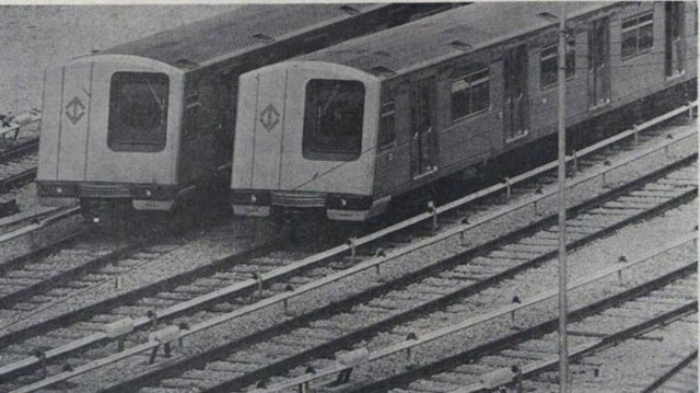 Primeira linha do Metrô de São Paulo