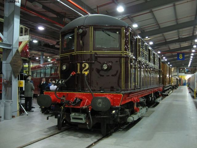 Primeiro metrô do mundo