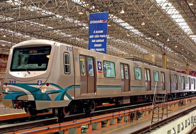 Metrô em 2010