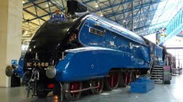 Locomotiva à diesel