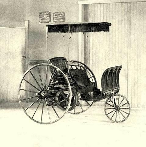 Meios de transporte - Carro