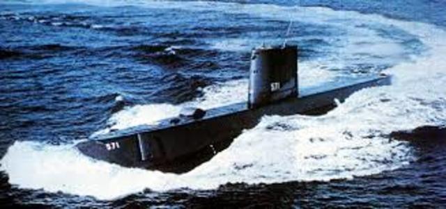 Meios de transporte - Submarino