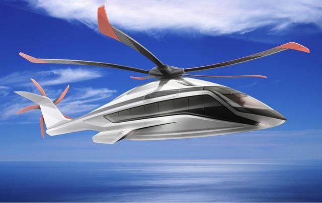 Helicóptero do futuro