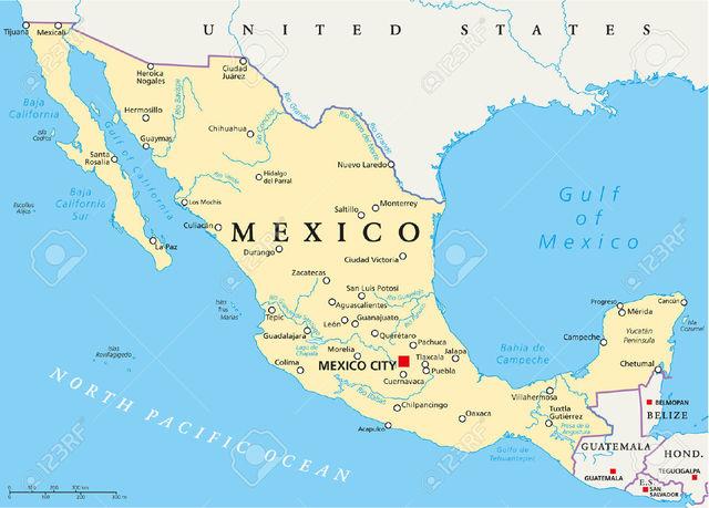 VIATGE A MÉXIC