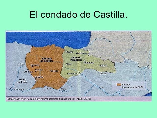 Derrota de Abderramán III e independencia del Condado de Castilla.