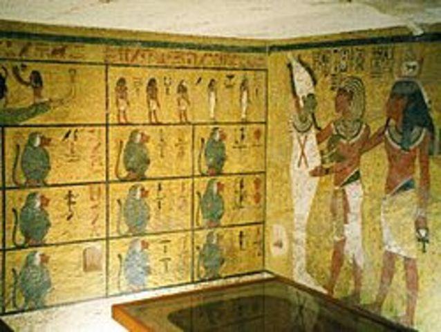 King Tutt's Tomb