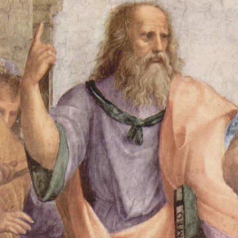 Plato (Metaphysic Philosopher) Was Born