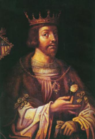 Navarra hasta la muerte de Sancho III el mayor y Aragón hasta Ramiro I