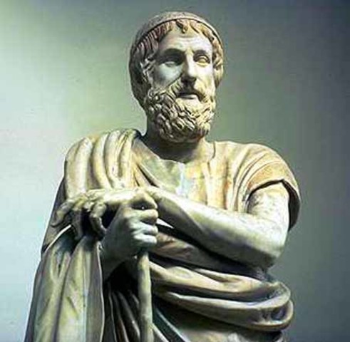 Homer (The Epic Poet) Was Born