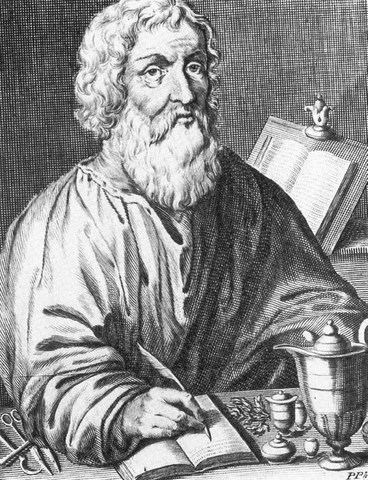 Hippocrates (The Physician) Was Born