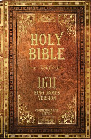 Bible is translated to english