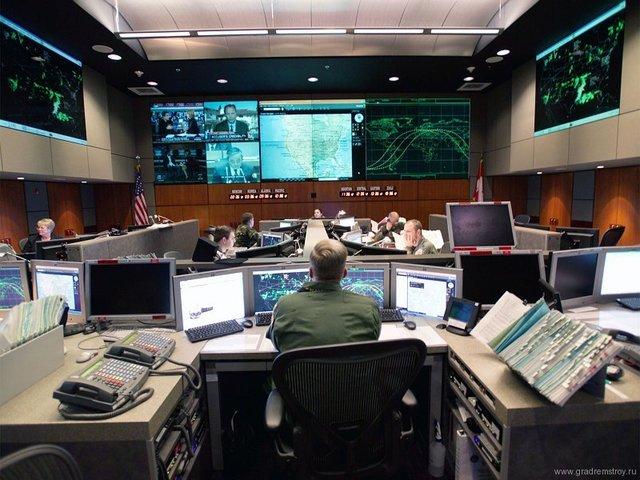 Создание глобальной системы раннего оповещения о пусках ракет NORAD (North American Aerospace Defense Command).
