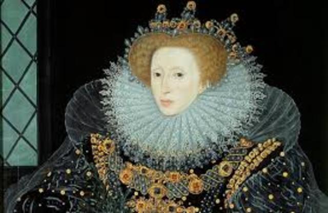 All Hail Queen Elizabeth I