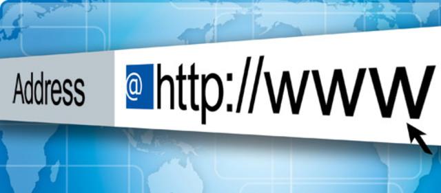 Деление Всемирной сети на разные области (домены) по принципу принадлежности