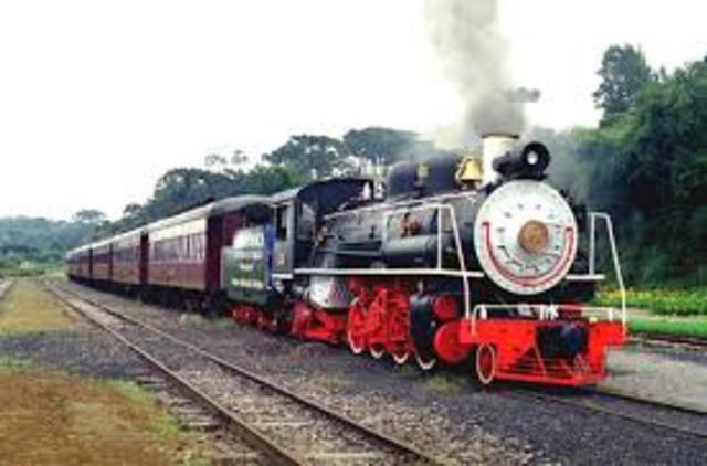 Ferroviario-trem