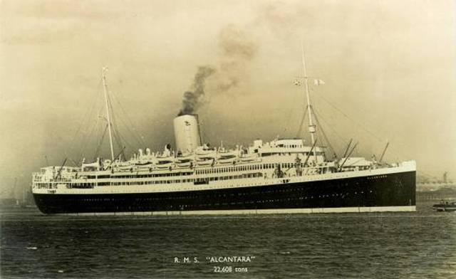 O primeiro navio a vapor