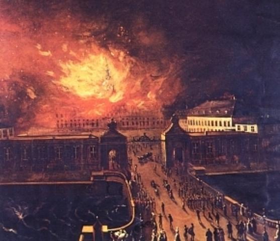 """""""Branden"""" af Herman Bang"""