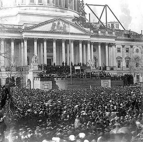 The First Inaugural