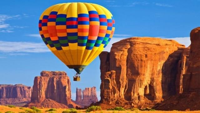 Transporte aéreo (Balão)
