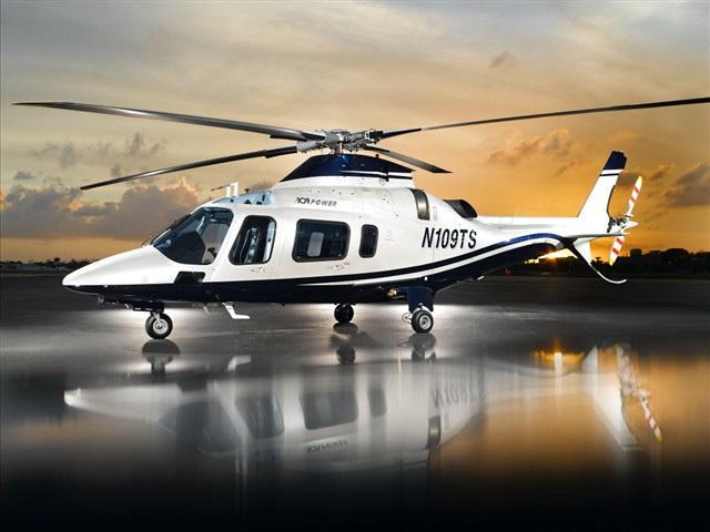Transporte aéreo (Helicóptero)