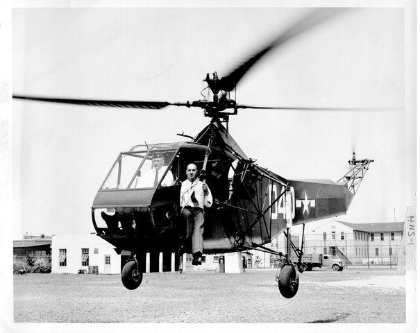 Transporte aéreo-helicóptero