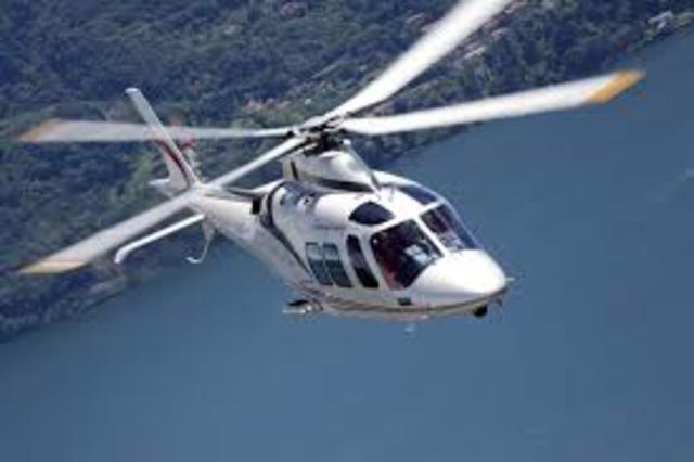 Aéreo: Helicóptero