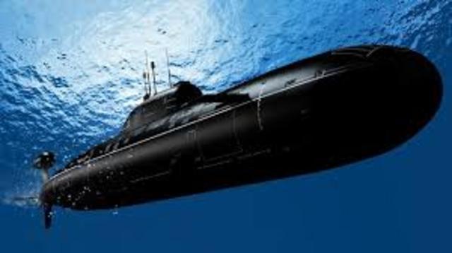 Transporte aquático-submarino