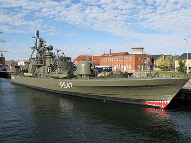 Transporte aquático-Barco torpedeiro