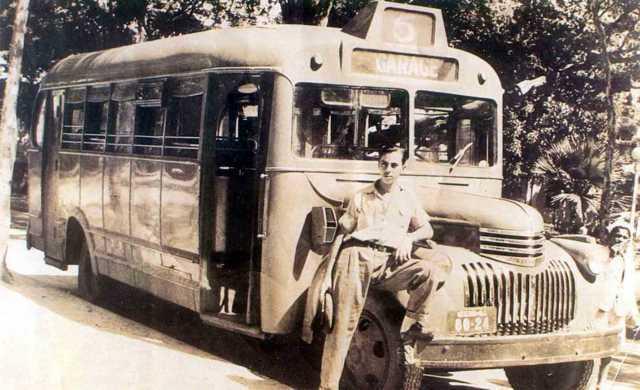 Transporte rodoviário-ônibus
