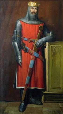 Alfonso IX convoca las cortes de León
