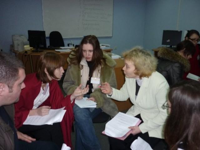 Старт курсов по работе с интерактивным оборудованием и «Введение в  информационные и образовательные технологии 21 века»