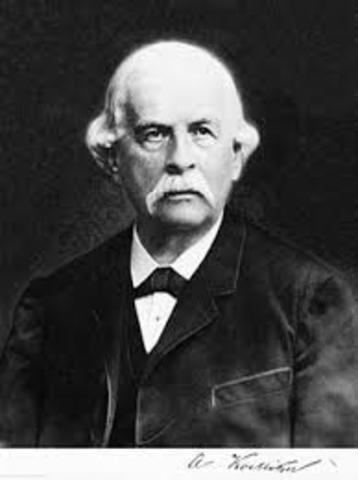 Rudolf Albert Von Kolliker