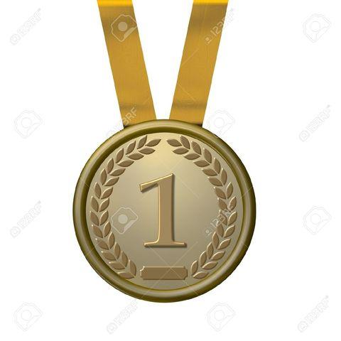 Primera medalla d'or en Sincro