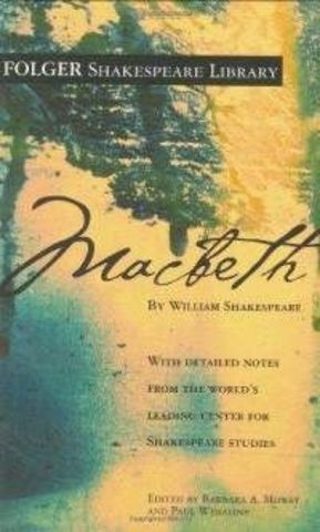 Shakespeare writes Macbeth