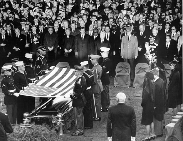 Vietnam- Kennedy assassinated