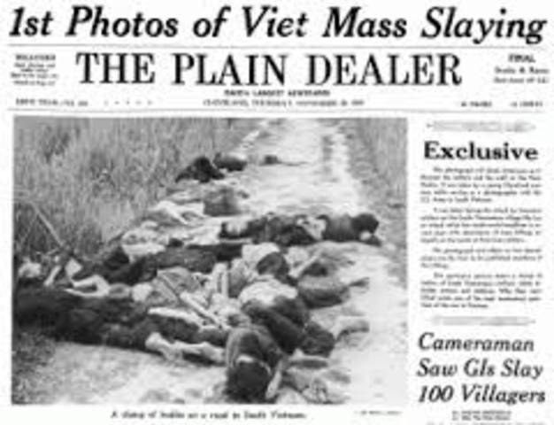Mai Lai Massacre