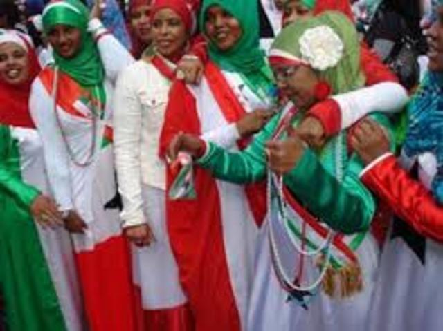 Somaliland breaks away